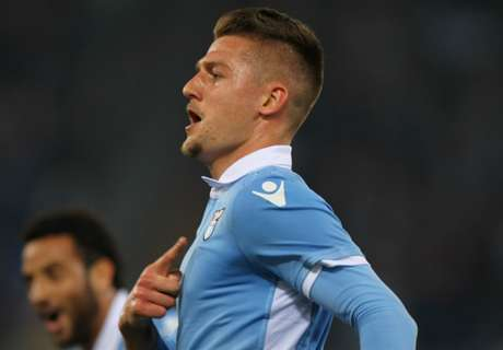 Milinkovic-Savic renews with Lazio