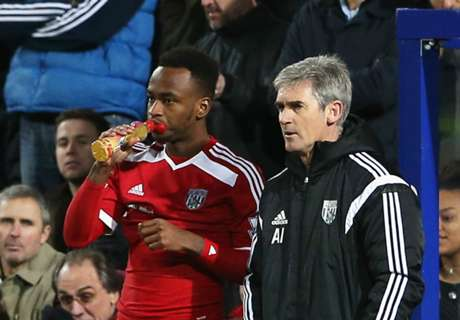 Berahino not ready for Spurs - Irvine