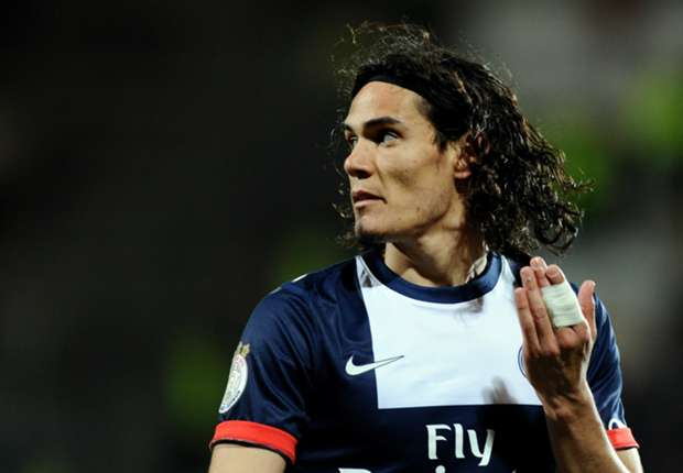 Edinson Cavani fired up to fill Ibrahimovic's spot