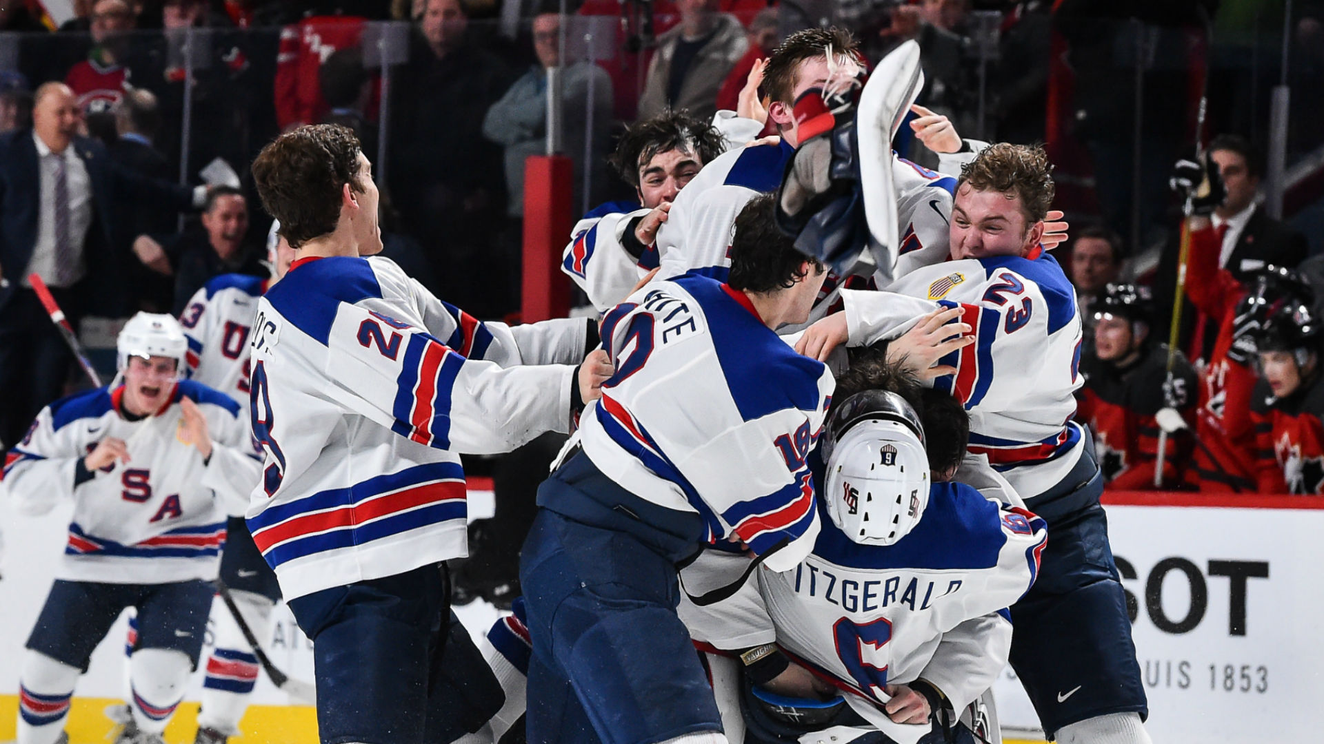 USA Hockey should not feel great about World Juniors win