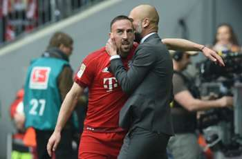 Rummenigge tells off Ribery over Guardiola dig
