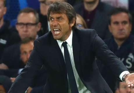 Chelsea Terpuruk, Conte Tak Terkejut