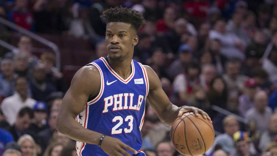 Jimmy Butler on 76ers  win over Timberwolves   I like the fact that we beat  them  96f1027fd