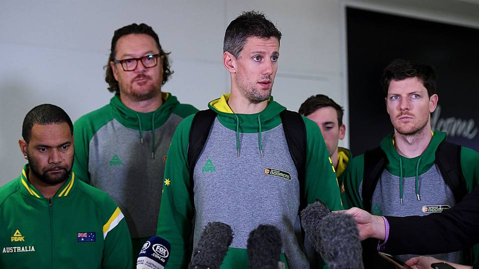 FIBA bans 13 players, 2 coaches over Philippines-Australia brawl