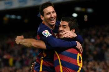 Suarez: Messi is 'by far' better than Ronaldo