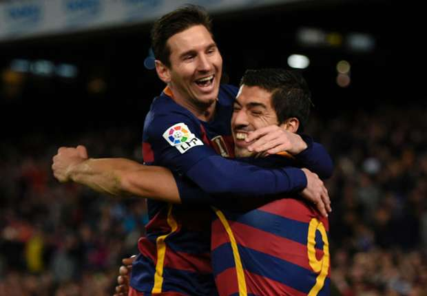 Suarez: Messi is 'by far' better than Ronaldo