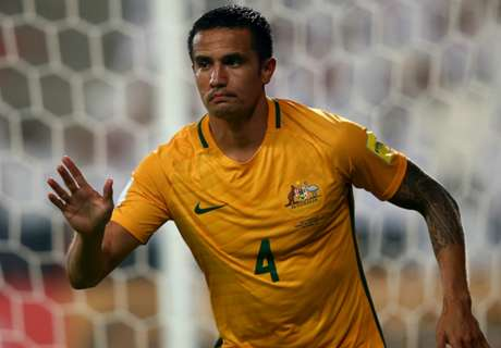 Cahill dropped by Socceroos