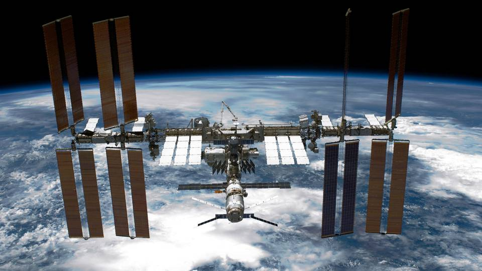outer space station health - photo #12