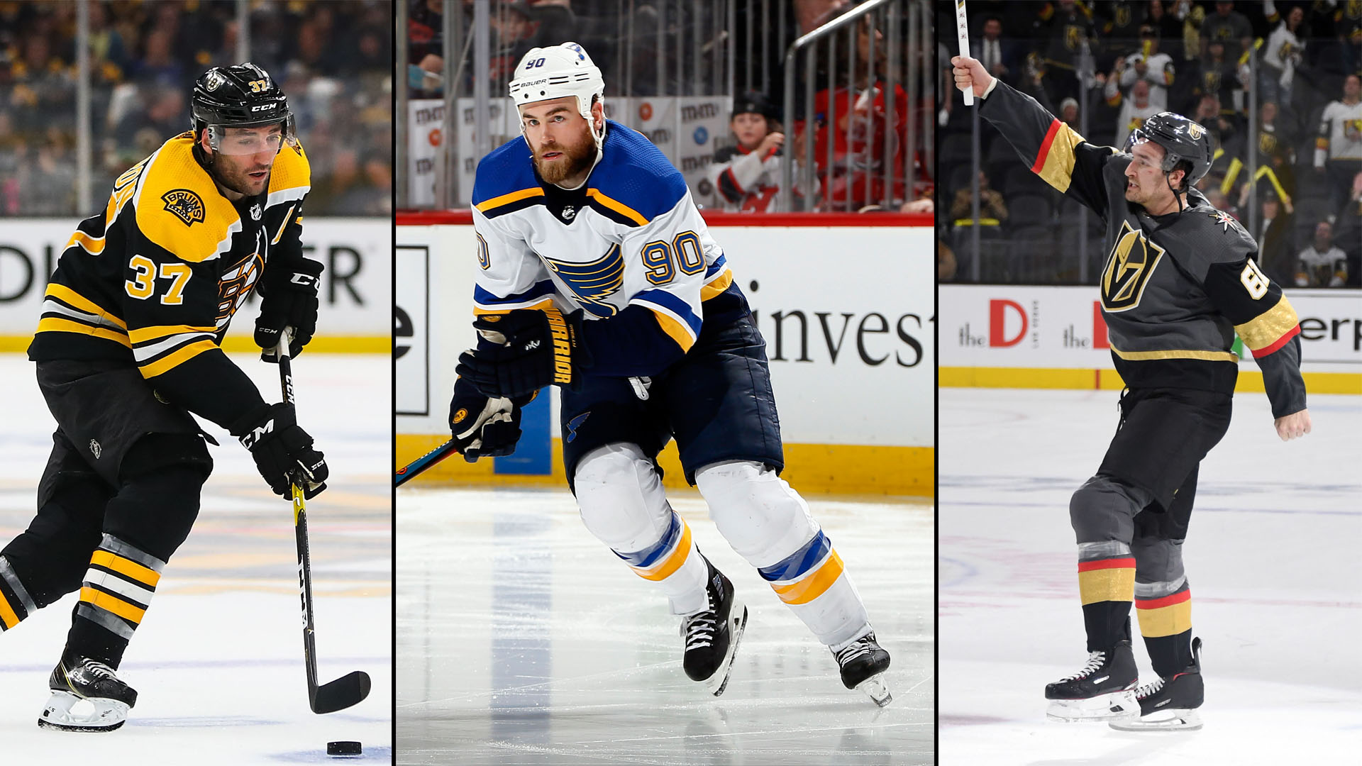 NHL awards 2019: Three finalists named for Lady Byng Trophy
