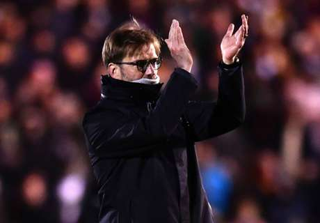 Klopp happy to avoid extra time