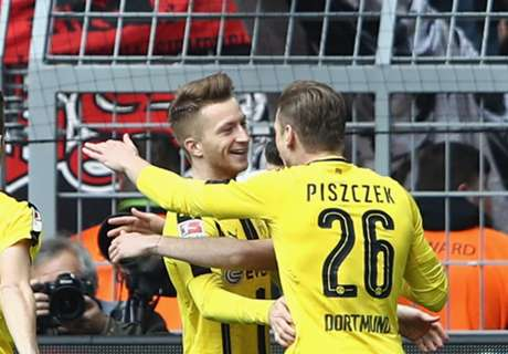 Reus change 'just a precaution'