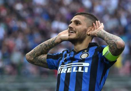 Icardi pledges future to Inter