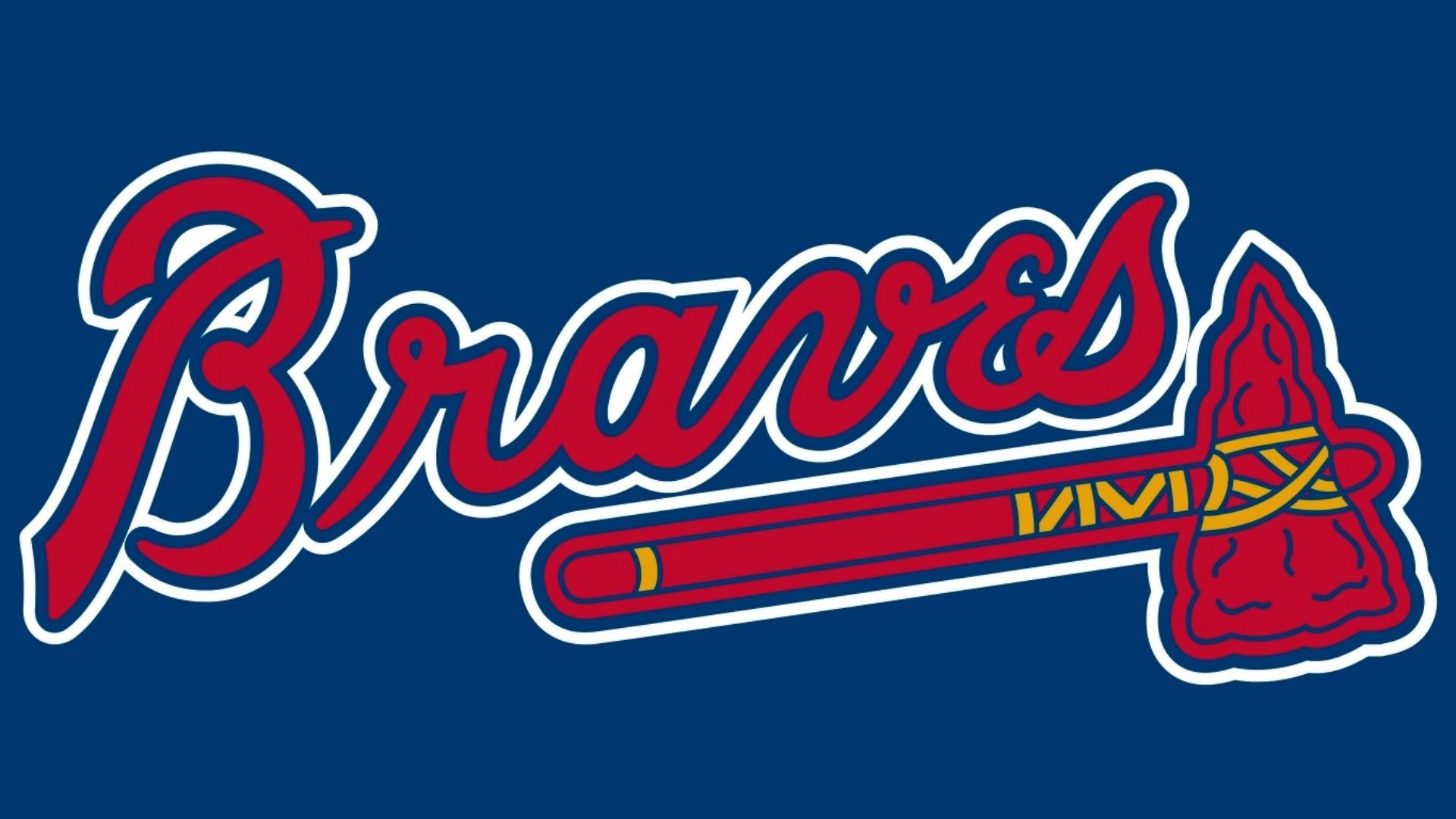 braves reporter kelsey wingert has broken eye socket after being hit rh sportingnews com Atlanta Braves Logo Black Atlanta Braves Logo Wallpaper