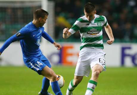 Celtic 1-2 Molde: Norwegians advance