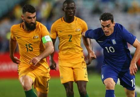 Preview: Australia vs. Greece