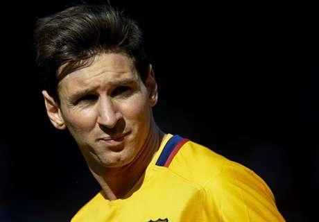 Messi onderzocht op nierklachten