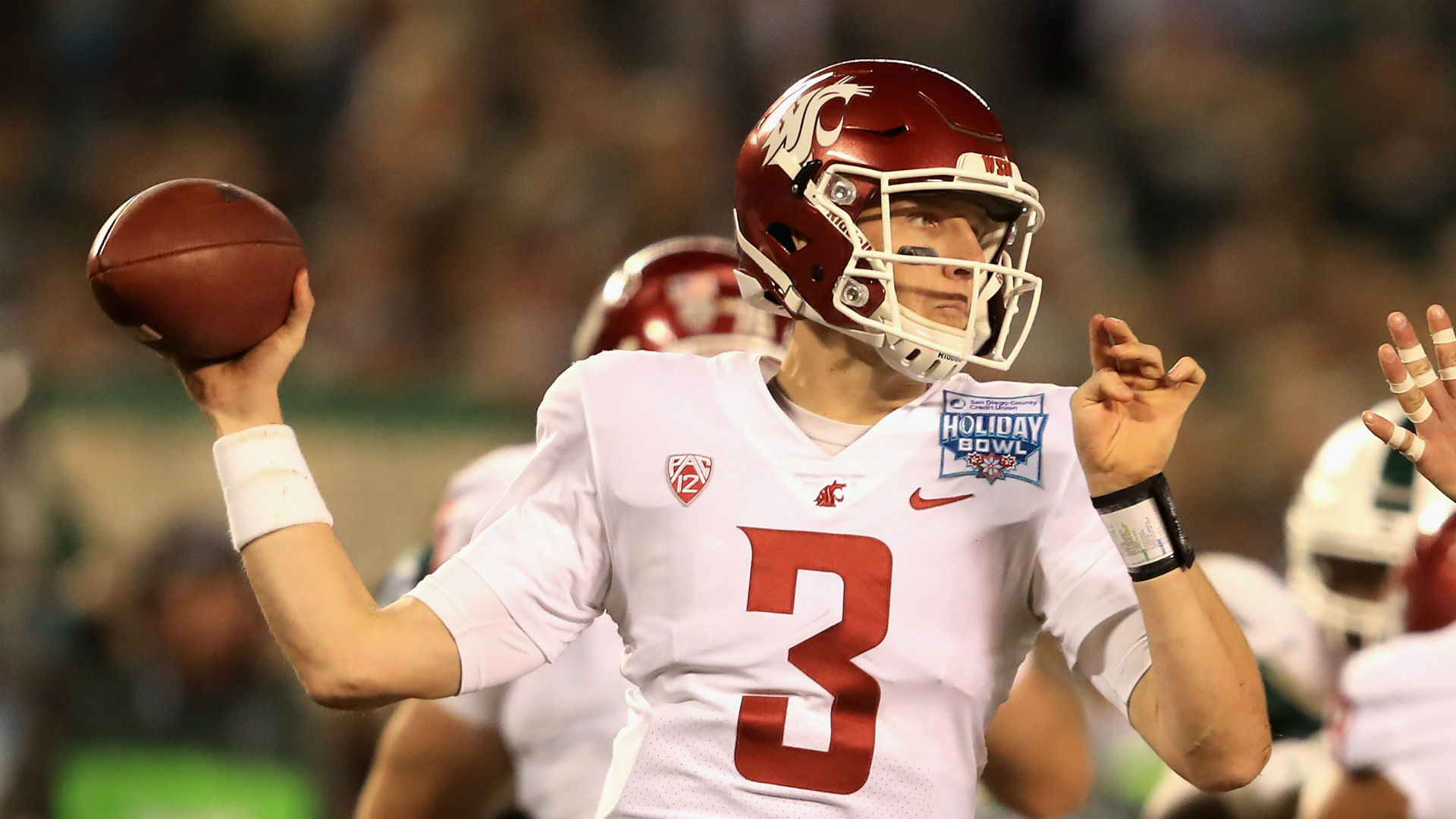 Mike Leach releases statement on Tyler Hilinski's death