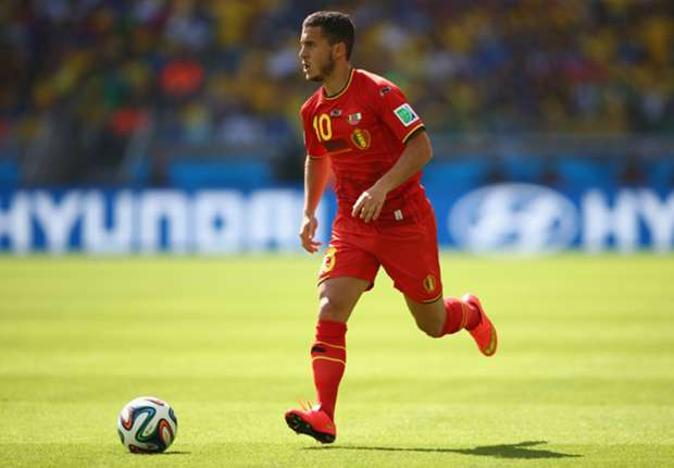 Hazard: I need to score more to match Messi & Ronaldo