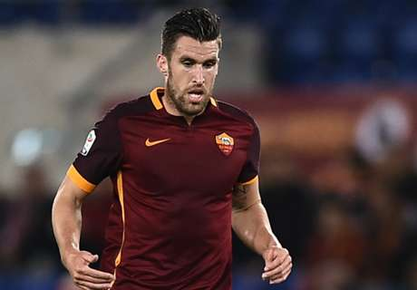 Strootman delighted with comeback