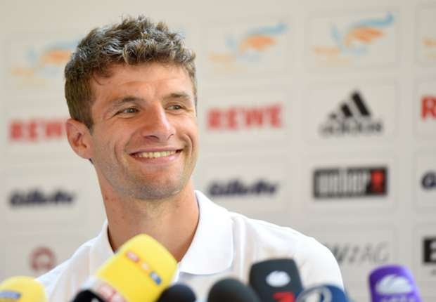Muller confident Bayern can avoid World Cup hangover