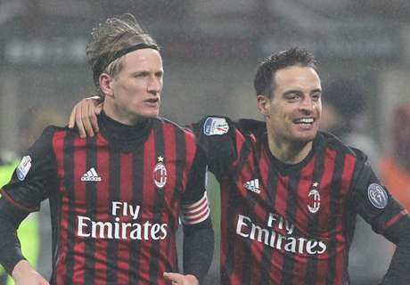 Suso shines for victorious Milan