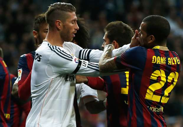 Dani Alves: I almost joined Real Madrid