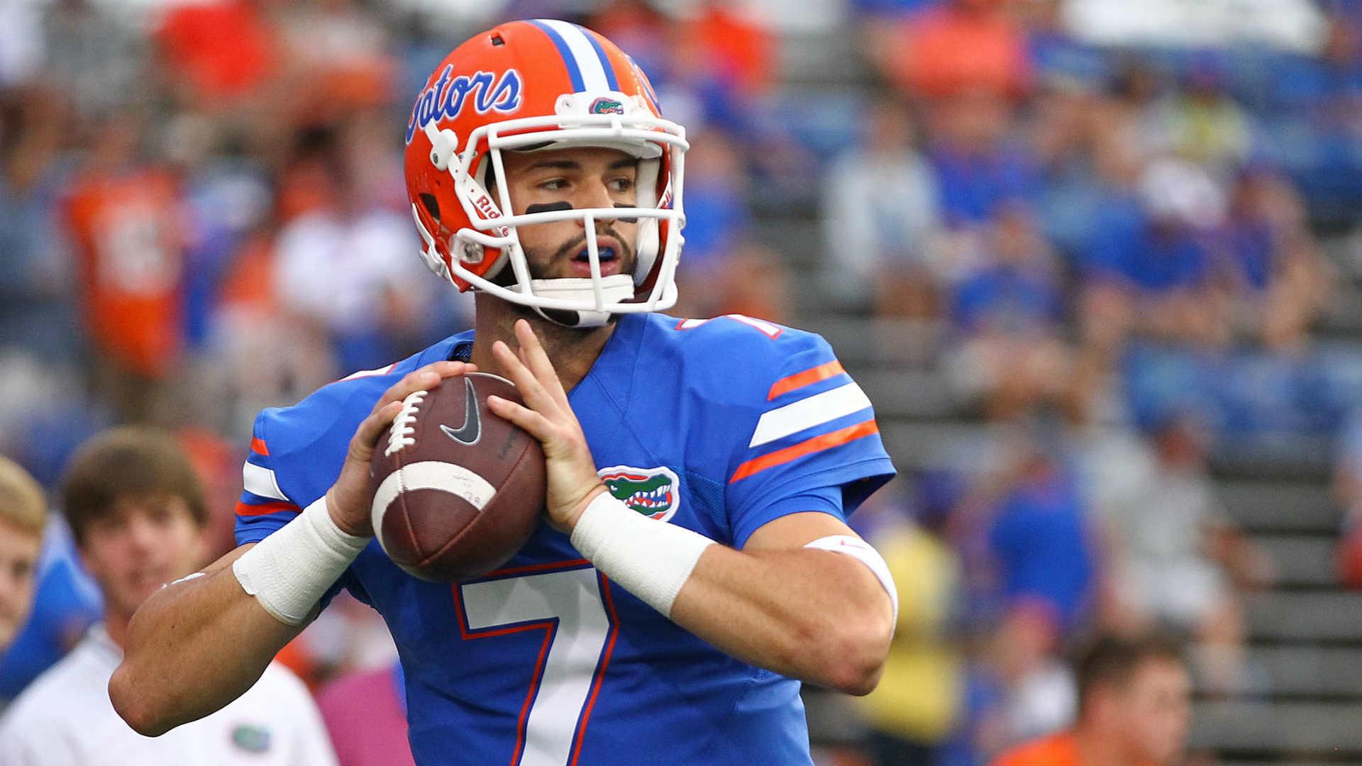 Florida transfer QB Will Grier eligible for entire season at West Virginia