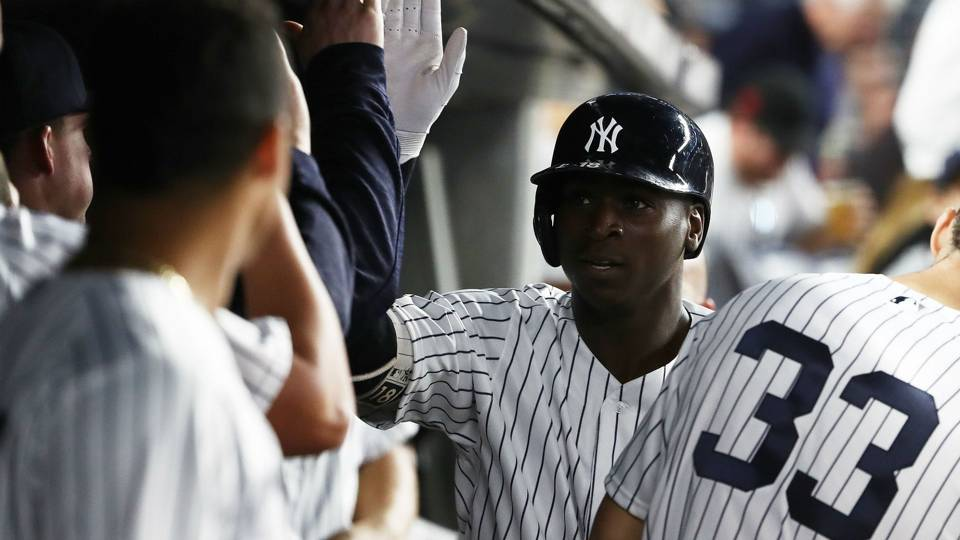 MLB wrap: Didi Gregorius hits 2 home runs in Yankees' victory over Nationals
