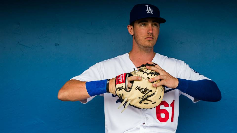 Top power-hitting prospect Cody Bellinger to join Dodgers.... : Sporting News RSS - howlDb