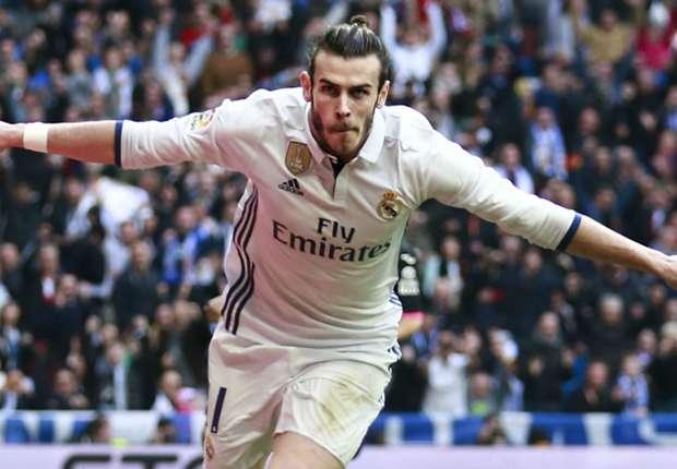 'Vamosss!!!' - Bale ecstatic after scoring on Real Madrid return