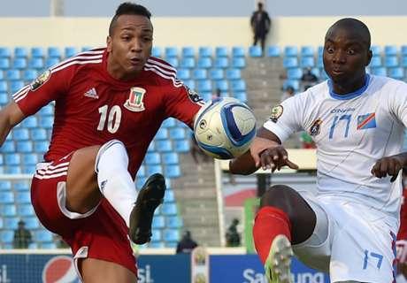 DR Congo 0-0 Equ Guinea: Host falls on pens