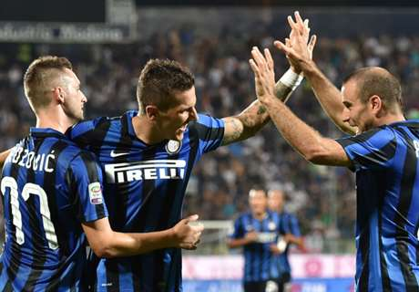 Jovetic Antar Inter Taklukkan Carpi