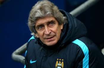 Pellegrini insists Manchester City is focussed on the present