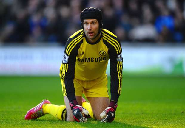 Cech: Team effort behind Chelsea form