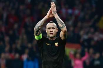 Nainggolan reaffirms Roma commitment after Simeone praise