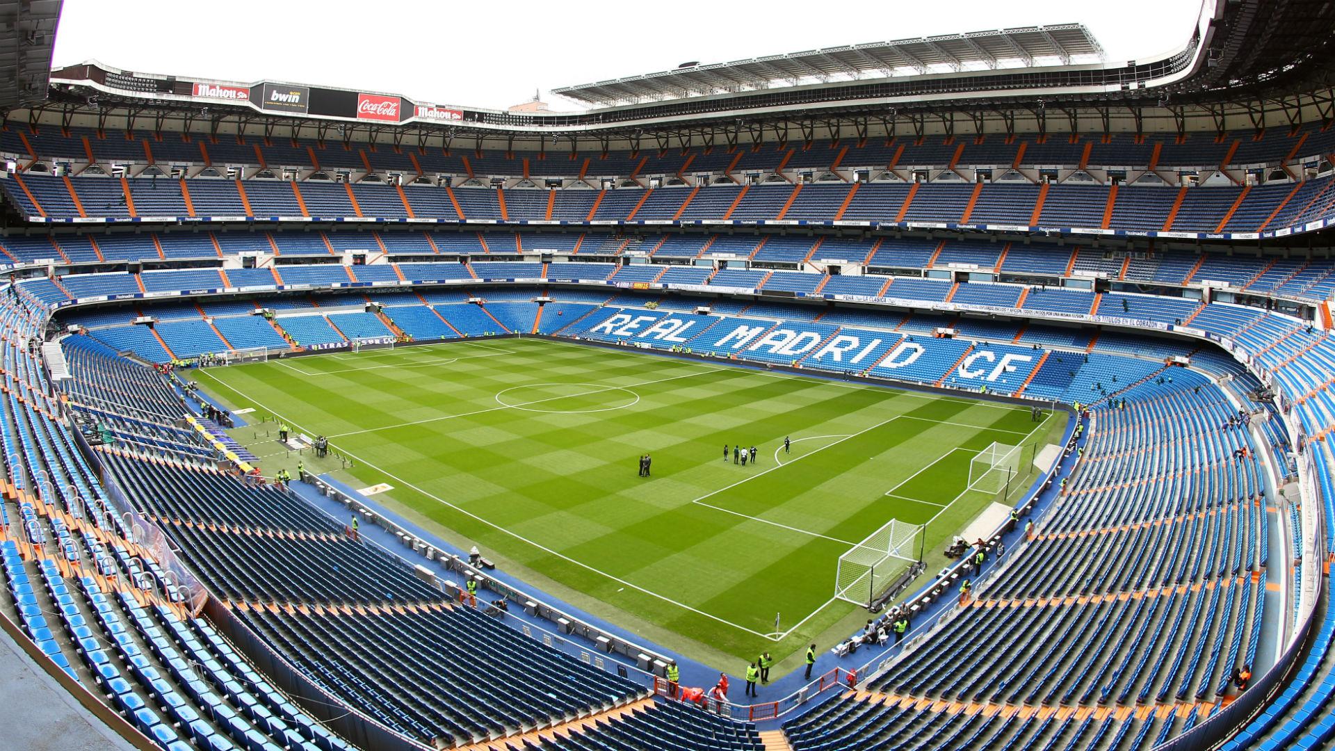 Rearranged Copa Libertadores final second leg set for Real Madrid's Santiago Bernabeu