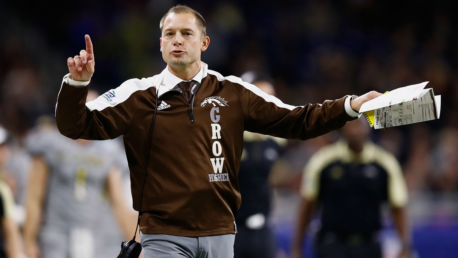 Row the Boat to Minnesota: Fleck, WMU reach deal on slogan