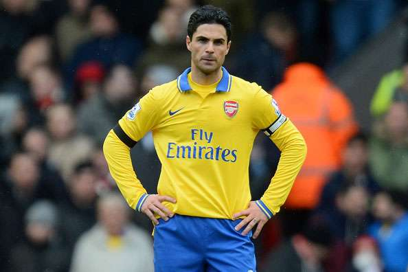 Arsenal have no plans to offer Arteta new deal
