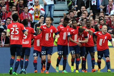 Ligue 1 Wrap: Lille pull clear of Saint-Etienne, Lyon stage dramatic fightback