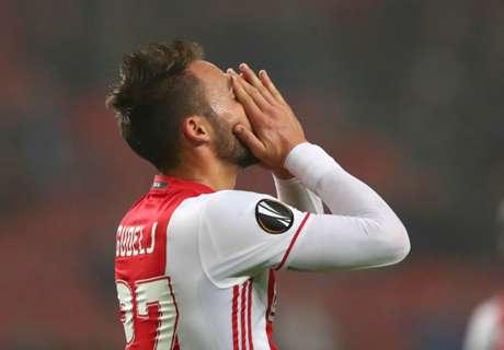 Ajax drop Gudelj from first team