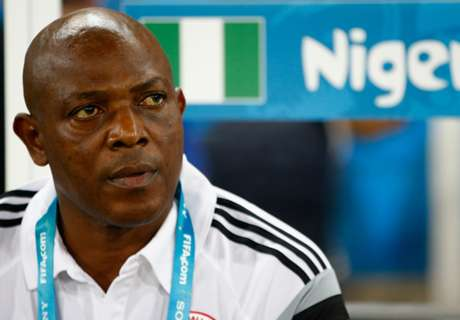 Former Nigeria boss Keshi dies aged 54