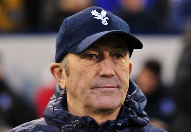 Crystal Palace boss Pulis preparing for '14 cup finals'