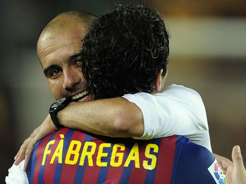Post-Guardiola changes forced Fabregas to leave Barcelona