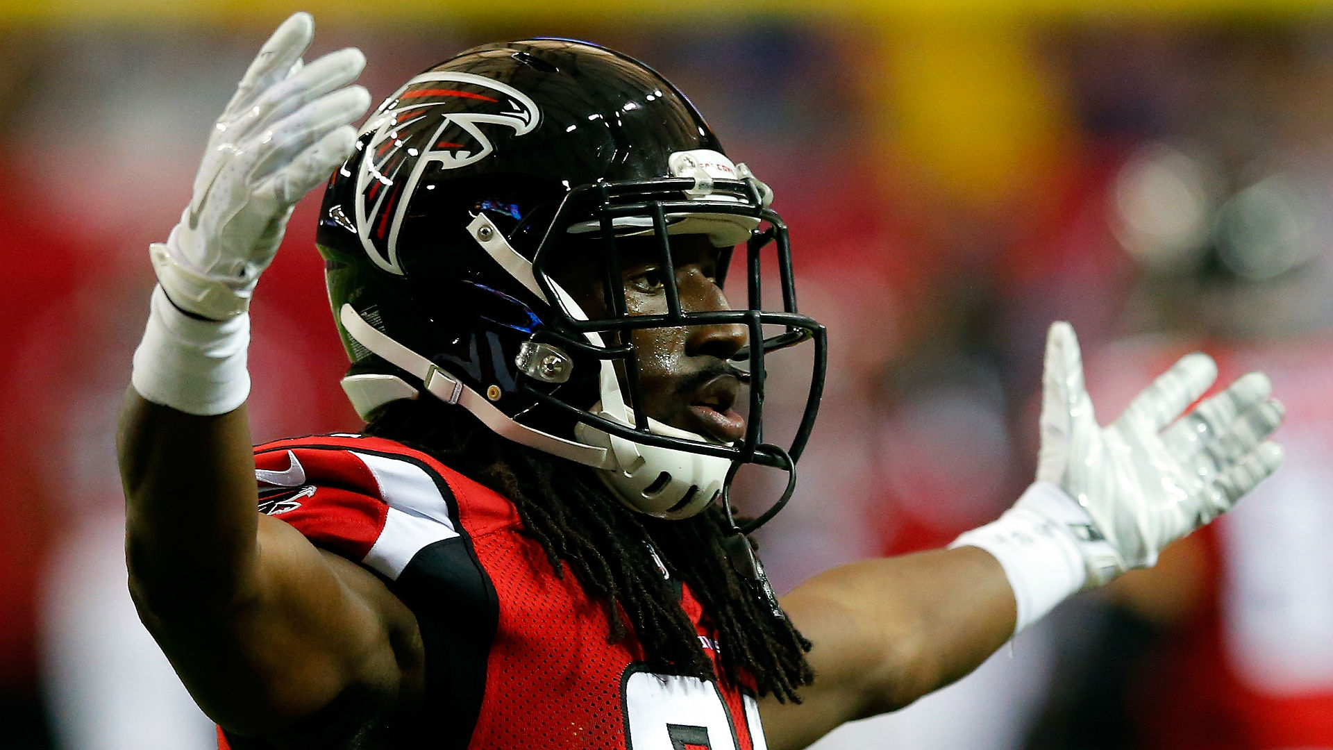 Atlanta Falcons place CB Desmond Trufant on injured reserve