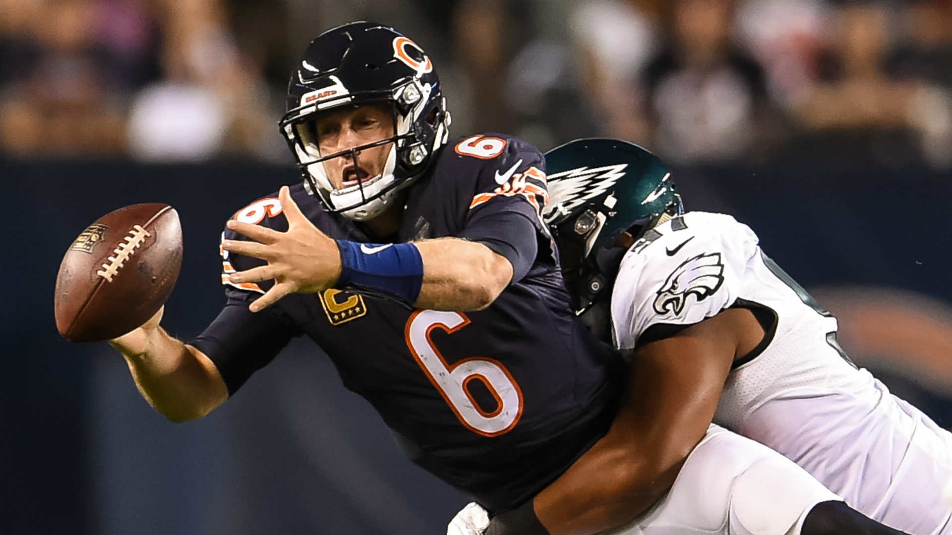 Good News Bears Fans Jay Cutler Out 2 3 Weeks