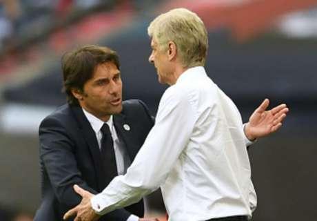 Conte: Alexis goal shouldn't count