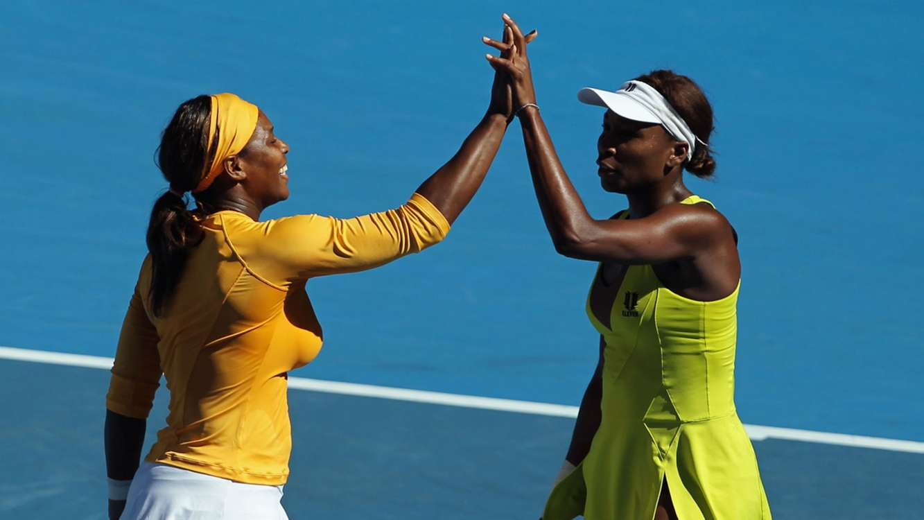 Serena Williams vs. Venus Williams - the statistics that matter