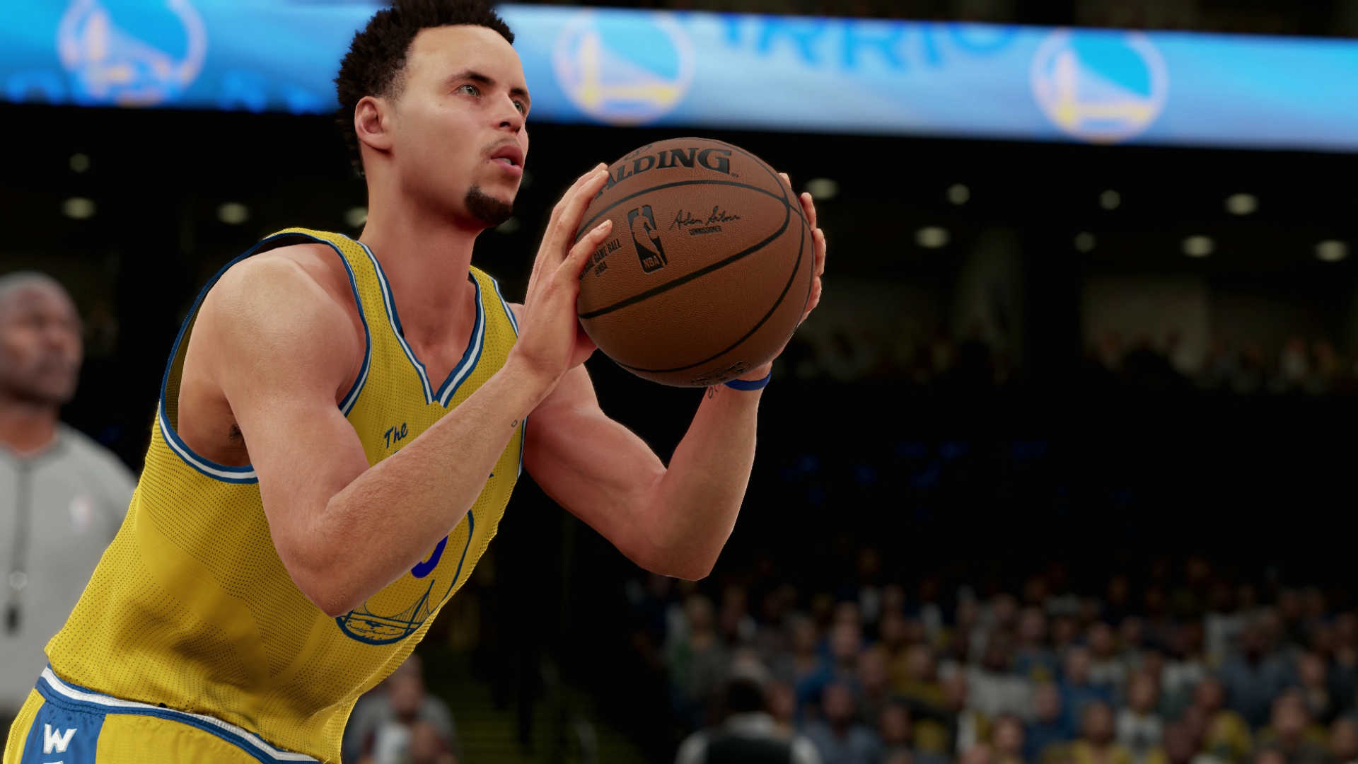 How Steph Curry's 3-point shooting is killing video games, too