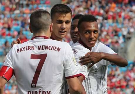 Green shines for Bayern in ICC win