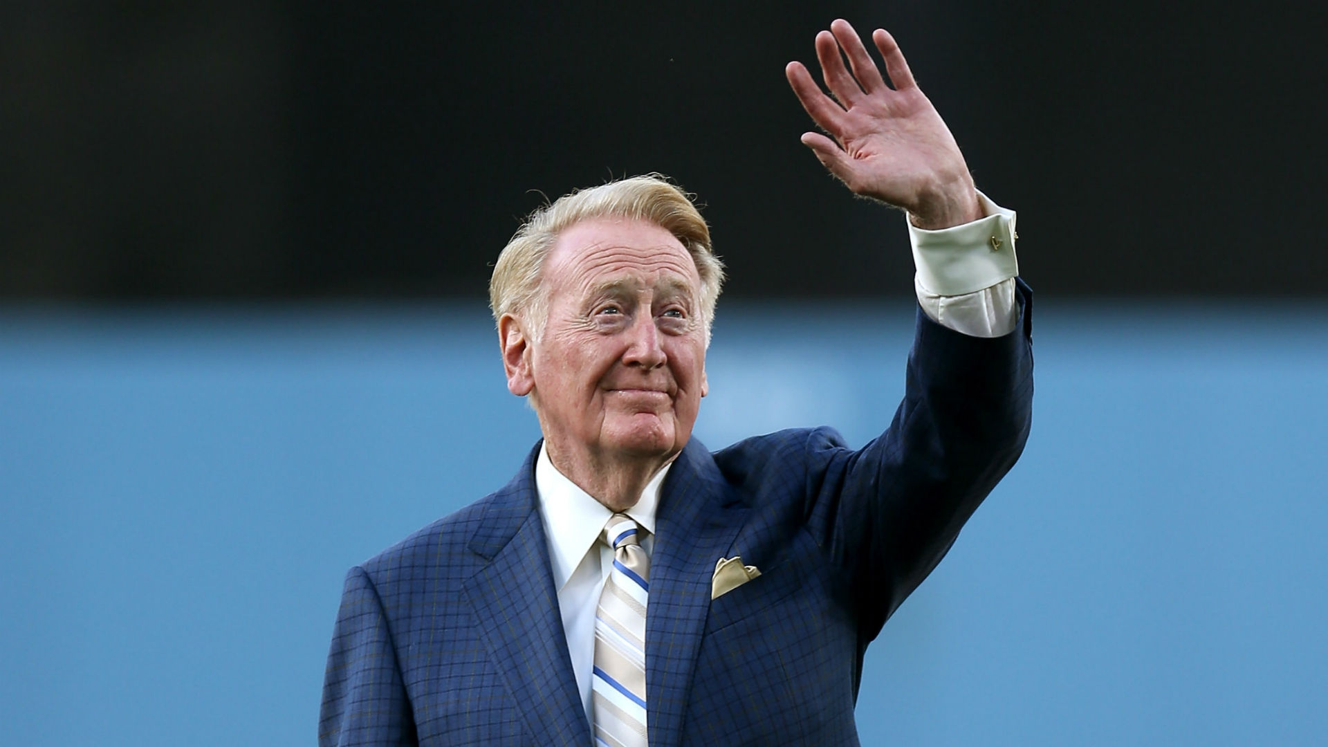 Uncertainty surrounds Vin Scully's future with Dodgers | MLB | Sporting News